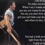 Bruce Springsteen - Fire