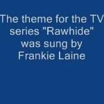 Frankie Laine - Hey Joe