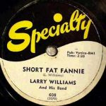 Larry Williams - Short Fat Fannie