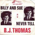 B.J. Thomas - Billy and Sue
