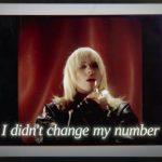 Billie Eilish - I Didn't Change My Number