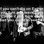 Zz Top - Esther be the One